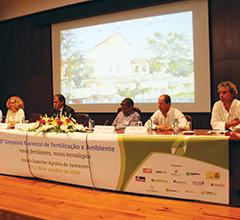 2º Simpósio Nacional de Fertilização e Ambiente